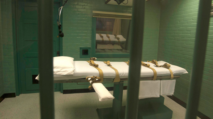 'My body is on fire': Oklahoma proceeds with executions using controversial method