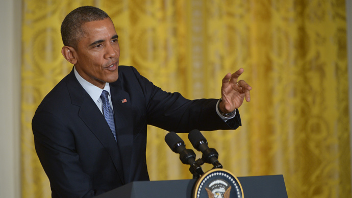 Obama promises to veto new sanctions on Iran