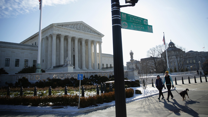 ​Supreme Court to rule on gay marriage bans