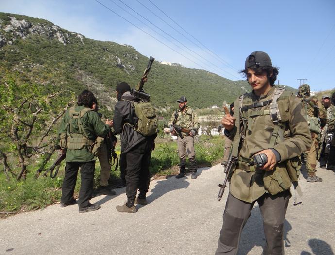 AFP Photo / Amr Radwan Al-Homsi