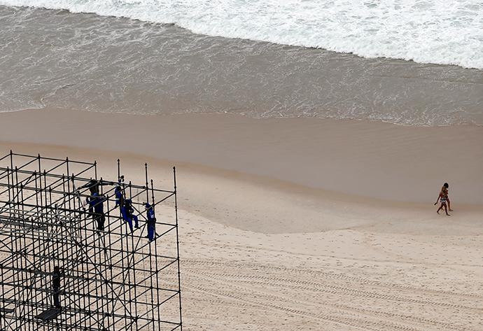 Reuters / Sergio Moraes