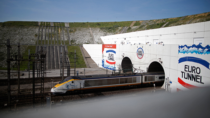 Ukfrance Channel Tunnel Closed After Smoke Detected Trains: Train Uk To France At Infoasik.co
