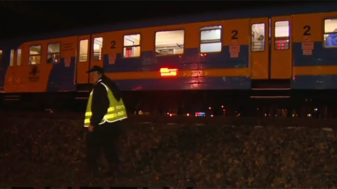 5 in hospital after masked attackers in Poland stop train, brawl with passengers