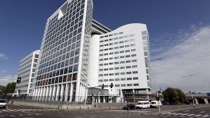 International Criminal Court's building (ICC) in The Hague (AFP Photo / VIncent Jannink)