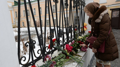 Russian soldier accused of massacring Armenian family pleads guilty