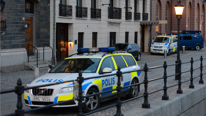 Swedish dad reports teenage son to police for holding house party