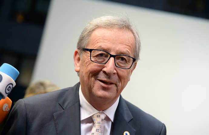 European Commission President, Jean-Claude Juncker. (AFP Photo / Thierry Charlier)