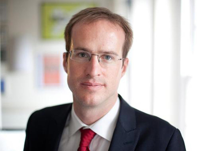 Business for Britain's chief executive, Matthew Elliott. (image by @matthew_elliott)