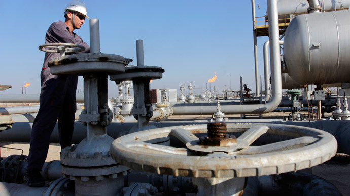 Record Iraqi oil output adds more downward pressure on prices