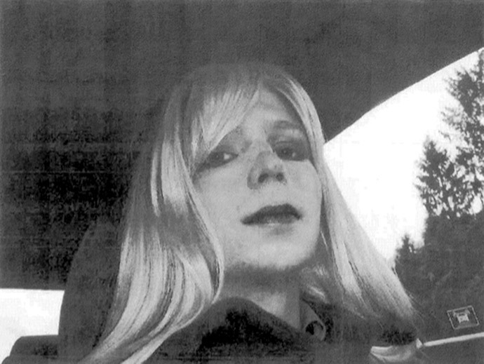 Chelsea Manning (AFP Photo / US Army)