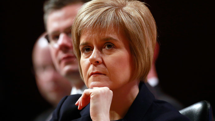 ​Scottish First Minister leads united call for Iraq war report disclosure