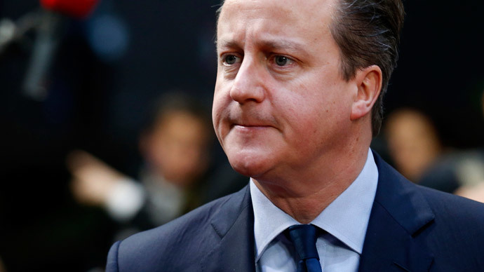 Cameron breaks 'promise' to publish tax returns, accused of dishonesty