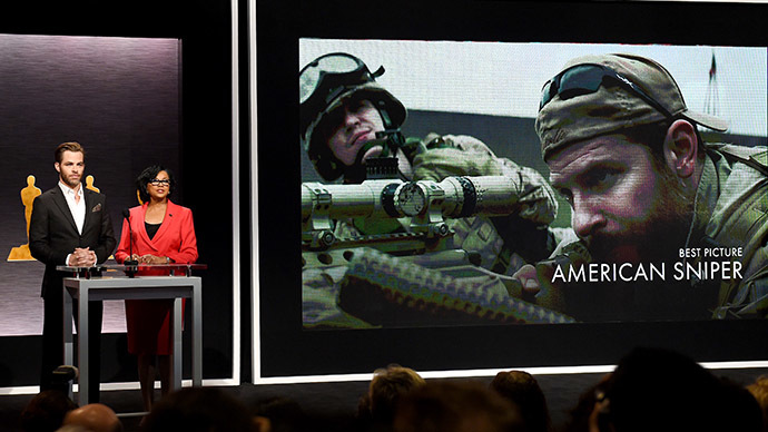 Hollywood split on 'American Sniper' despite record-breaking weekend