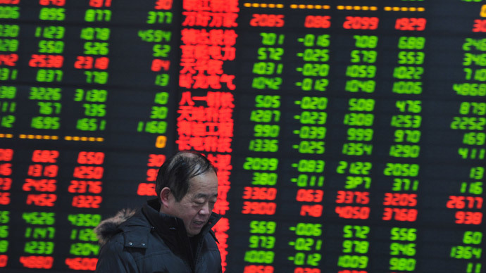 Lowest Chinese economic growth in 24 years