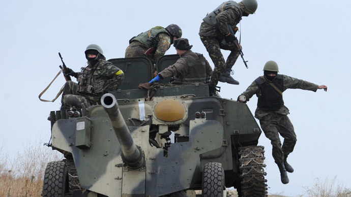 New military draft starts in Ukraine amid intensified assault on militia-held territories