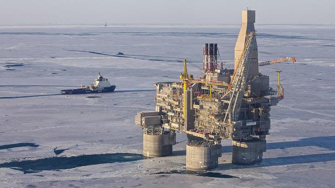 Biggest oil rig ever: 200k-ton Sakhalin giant begins production