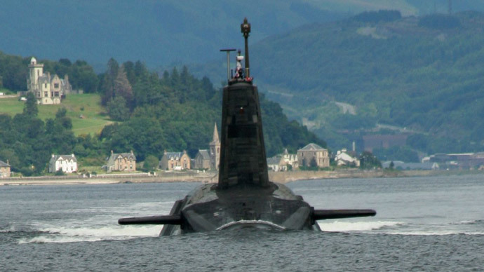 Ban the bomb! Anti-nuclear MPs debate Trident, call renewal 'waste of money'
