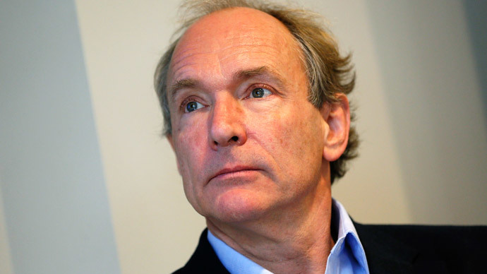 Web founder Berners-Lee slams UK online surveillance
