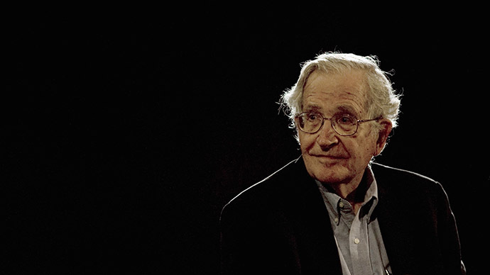 Two ways of terrorism: theirs v ours - Chomsky lambasts US for drone attacks and media deaths