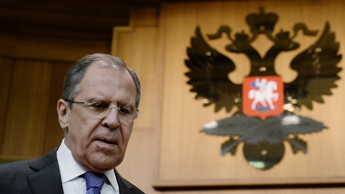 Lavrov on Obama speech: Efforts to isolate Russia will fail