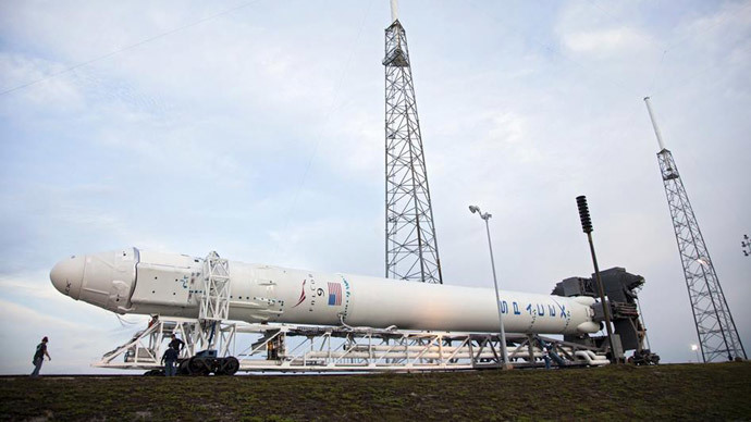 Google & Fidelity invest $1bn in SpaceX to develop imaging satellites