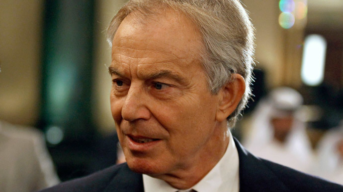 Blair: 'Don't blame me for Iraq inquiry delays'