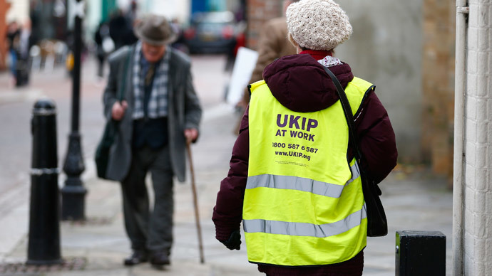 UKIP candidate says Twitter critic has 'piles and STDs'