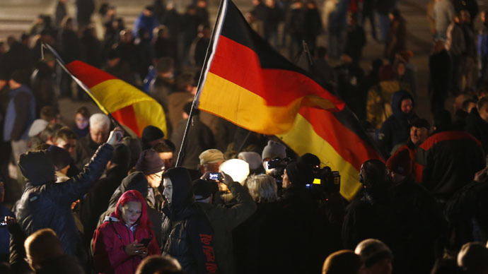 For Lulz? PEGIDA leader Lutz Bachmann steps down after Hitler-style pic emerges