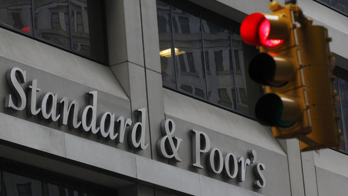 S&P slapped with $77mn fine for misleading investors