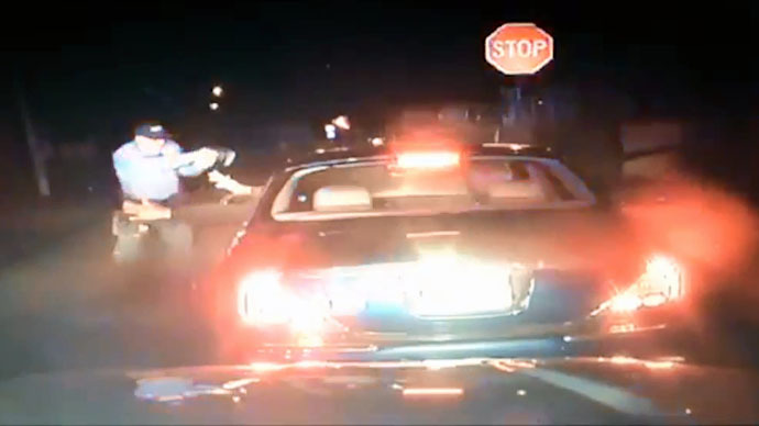 NJ cops shoot 9 times, kill black man who had his hands up