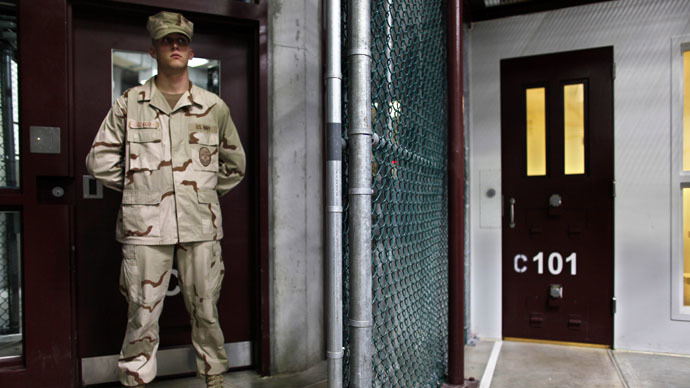 Guantanamo staff faked letter from inmate's mother