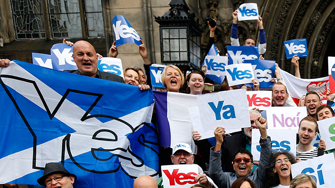 Labour face near-total defeat in Scotland as SNP support rises