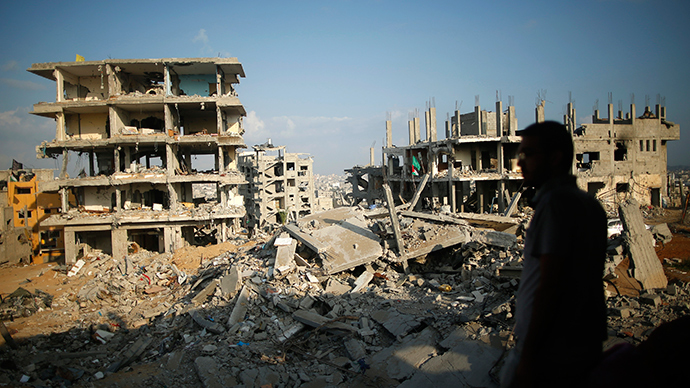 NGO scolds Israel for 'indiscriminate' bombings during Gaza conflict