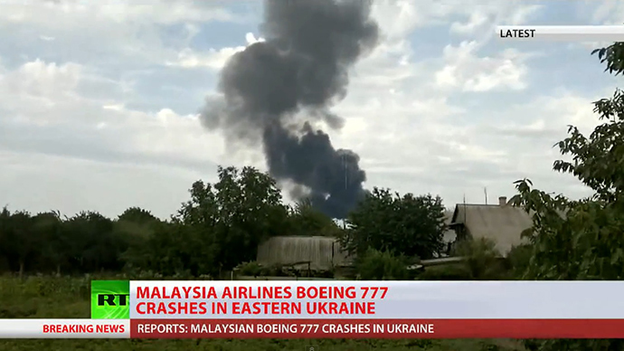 RT cleared over coverage of MH17 crash reporting after complaints to Ofcom