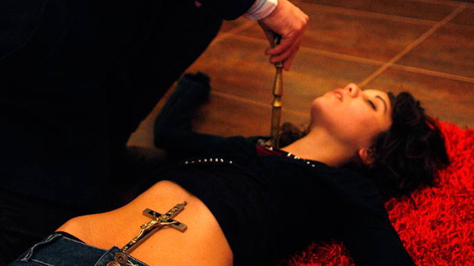 First-ever live exorcism to be aired on Halloween