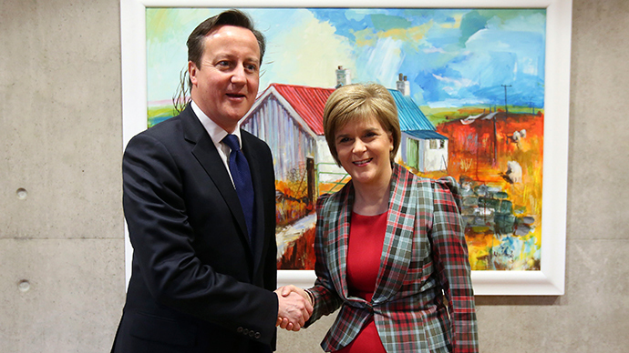 New powers for Scotland 'watered down' claim SNP