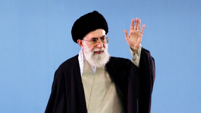 Iran's Khamenei urges young Westerners to learn about Islam