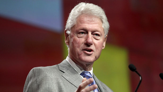 Flight logs place Bill Clinton on sex offender's jet multiple times – report