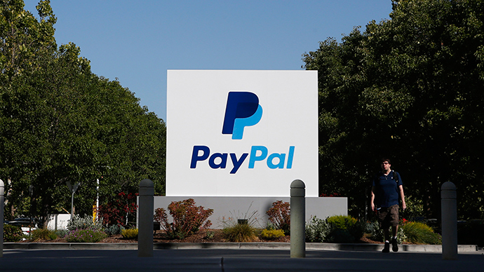 PayPal, Google join Apple in Crimea exodus