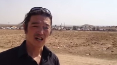 ISIS threatens to kill 2nd Japanese hostage, Jordan pilot in 24 hours