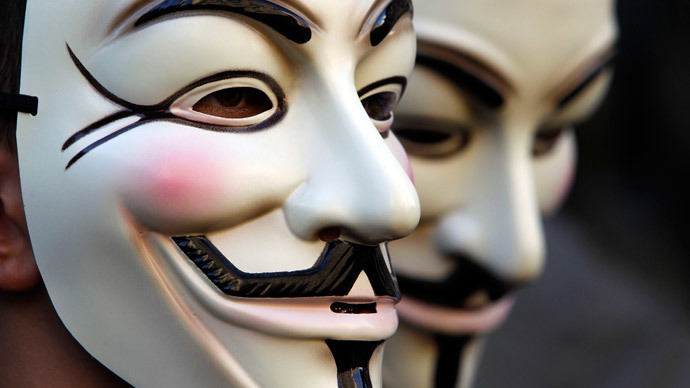 Anonymous asks activists to help fight pedophiles in 'Operation DeathEaters'