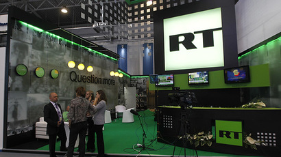 RT equated to ISIS for 'daring to advocate a point of view'