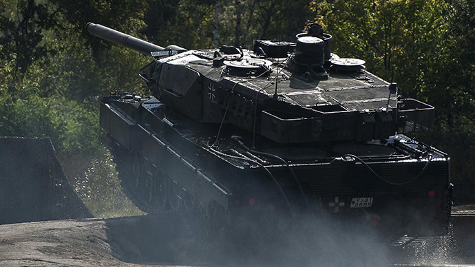 Germany halts arms exports to Saudi Arabia citing regional instability – report