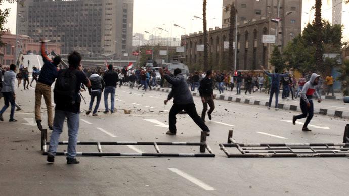 Revolution deja vu? At least 17 killed on Egypt uprising anniversary