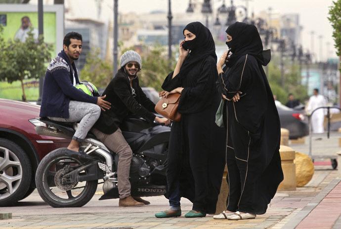 Reuters/Faisal Al Nasser