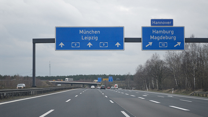 Germany to test self-driving cars on digitized autobahn, 'won't rely on Google'