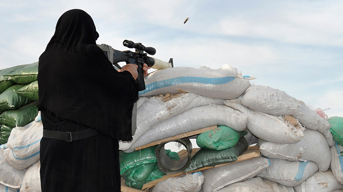British jihadist in Syria pens 'war widow' guide, husband presumed dead
