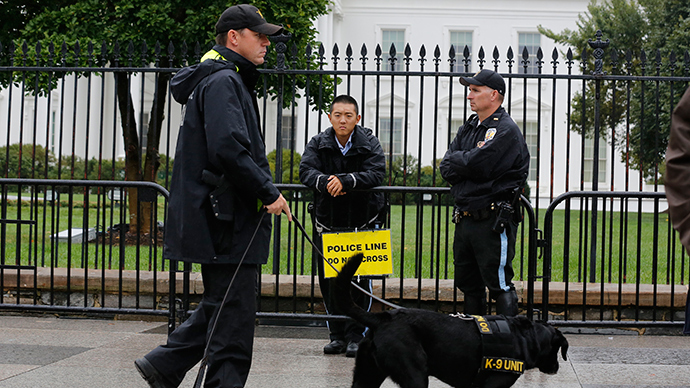 ​'Small drone' found on White House grounds, Secret Service looking for suspects