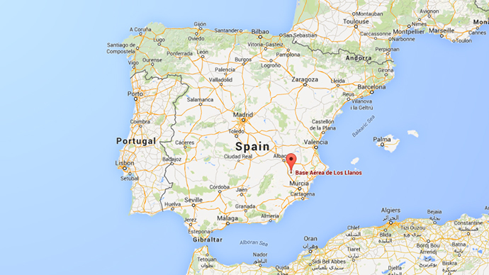 10 dead after F16 fighter jet crashes at Albacete airbase in Spain