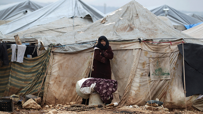 'Shameful' UK scheme to resettle Syrian refugees condemned